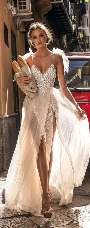 Embellished Wedding Gowns Ideas 3