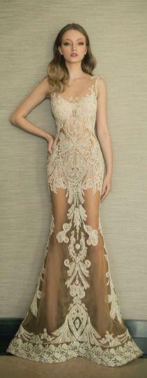 Embellished Wedding Gowns Ideas 7