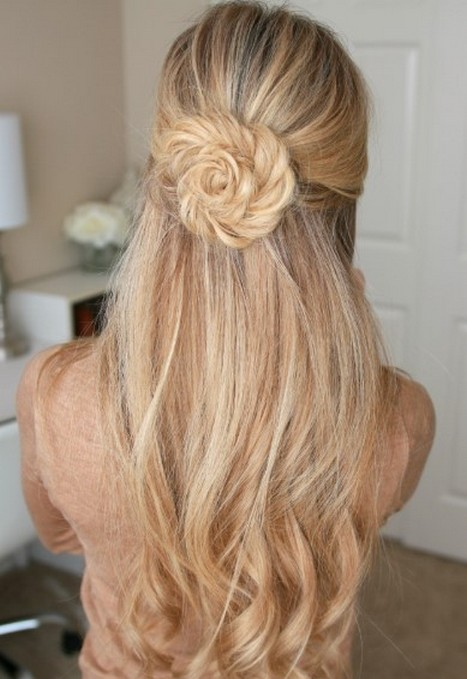 Fishtail Hairstyles for all situations 9