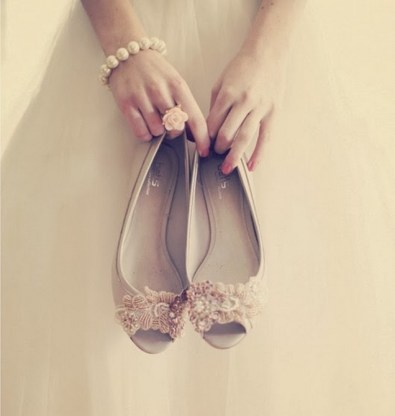 Floral Wedding Shoes Ideas You Never Seen Before 25