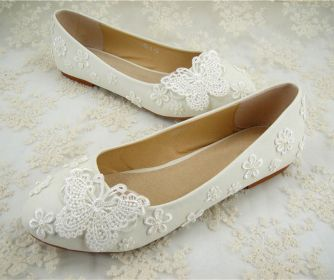 Floral Wedding Shoes Ideas You Never Seen Before 41