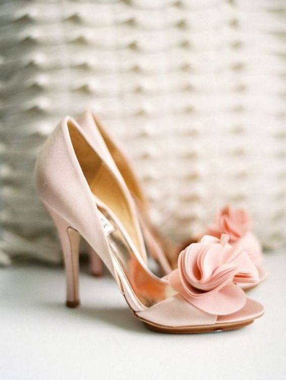 Floral Wedding Shoes Ideas You Never Seen Before 7