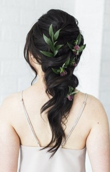 Hairstyles for long hair at wedding Ideas 23