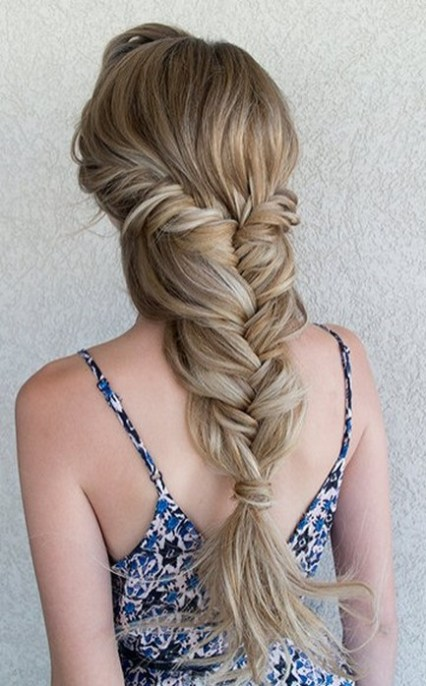 Hairstyles for long hair at wedding Ideas 24