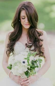 Hairstyles for long hair at wedding Ideas 3