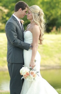 Hairstyles for long hair at wedding Ideas 44