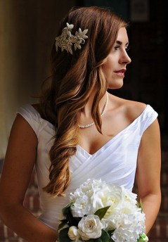 Hairstyles for long hair at wedding Ideas 56