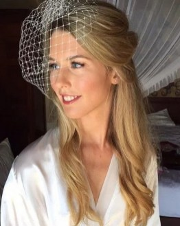 Hairstyles for long hair at wedding Ideas 8