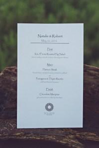 Simple Wedding Reception Program Sample Ideas 4