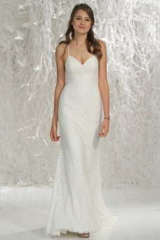 Spaghetti Strap Wedding Day Dresses Gowns ideas 1