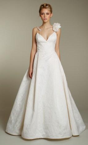 Spaghetti Strap Wedding Day Dresses Gowns ideas 16