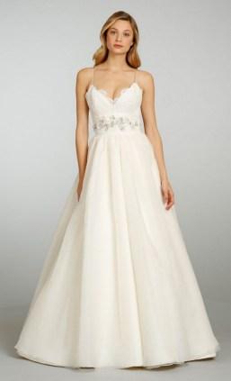 Spaghetti Strap Wedding Day Dresses Gowns ideas 23