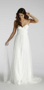 Spaghetti Strap Wedding Day Dresses Gowns ideas 28