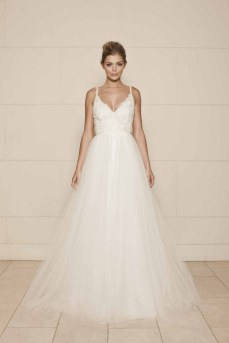 Spaghetti Strap Wedding Day Dresses Gowns ideas 3