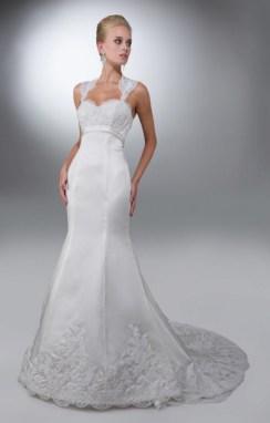 Spaghetti Strap Wedding Day Dresses Gowns ideas 54