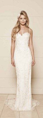 Spaghetti Strap Wedding Day Dresses Gowns ideas 62