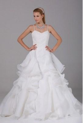 Spaghetti Strap Wedding Day Dresses Gowns ideas 76