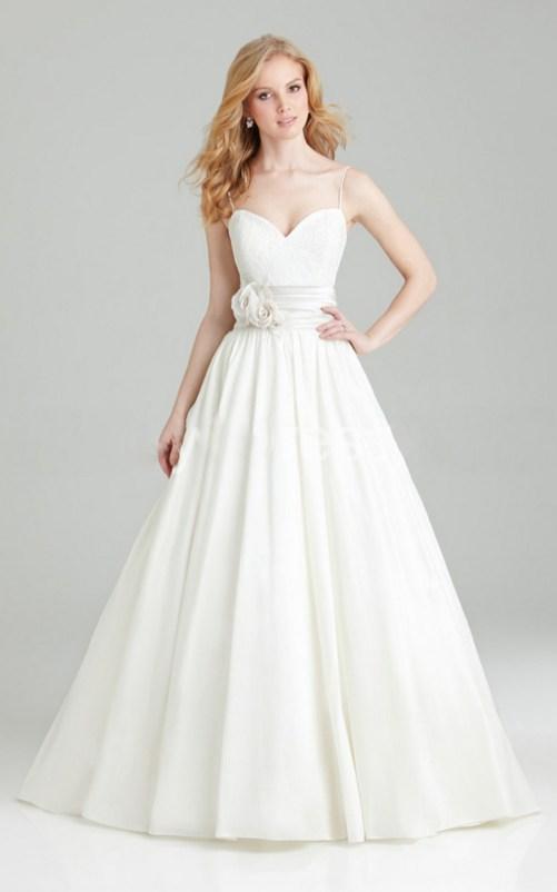 Spaghetti Strap Wedding Day Dresses Gowns ideas 78