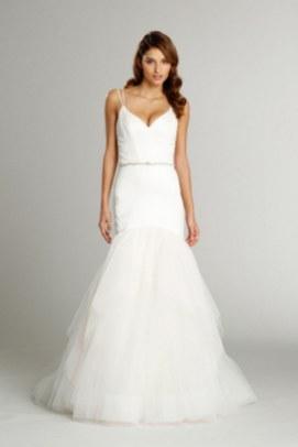 Spaghetti Strap Wedding Day Dresses Gowns ideas 9