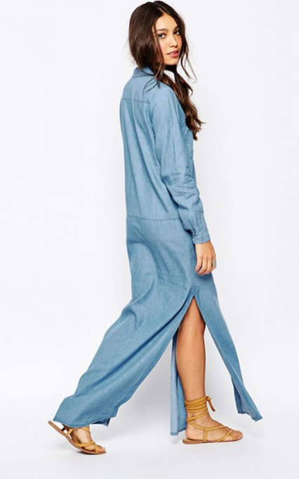 Women Casual Long Maxi Dresses with Pockets ideas 15
