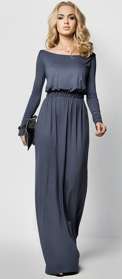 Women Casual Long Maxi Dresses with Pockets ideas 21