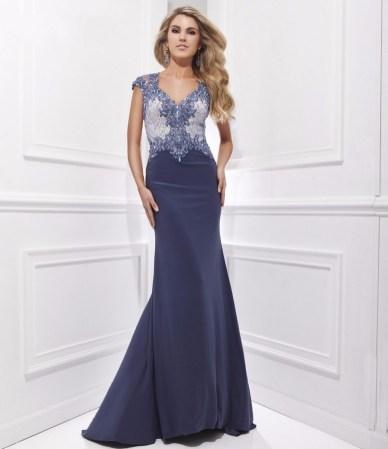 Women Sexy 30s Brief Elegant Mermaid Evening Dress ideas 10