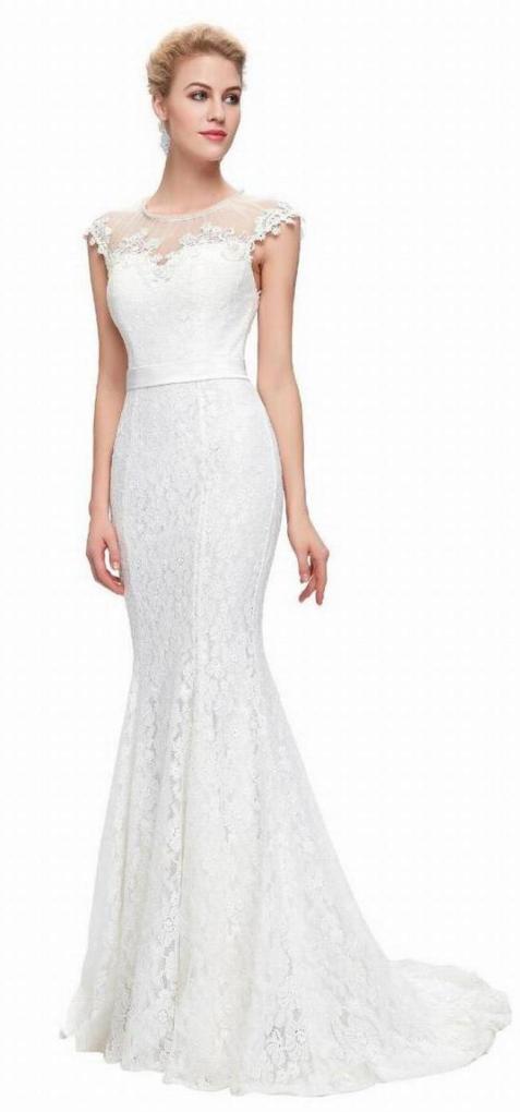 Women Sexy 30s Brief Elegant Mermaid Evening Dress ideas 12