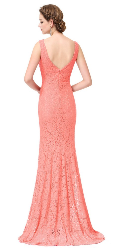 Women Sexy 30s Brief Elegant Mermaid Evening Dress ideas 13