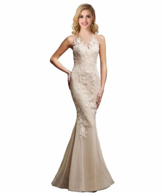 Women Sexy 30s Brief Elegant Mermaid Evening Dress ideas 16