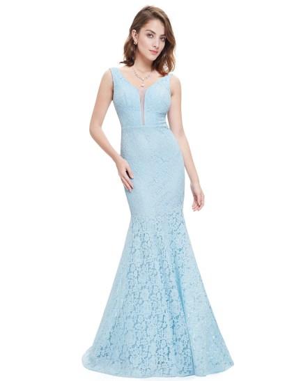 Women Sexy 30s Brief Elegant Mermaid Evening Dress ideas 23
