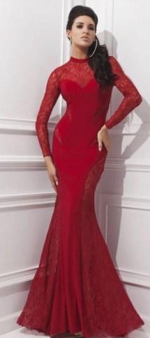 Women Sexy 30s Brief Elegant Mermaid Evening Dress ideas 27