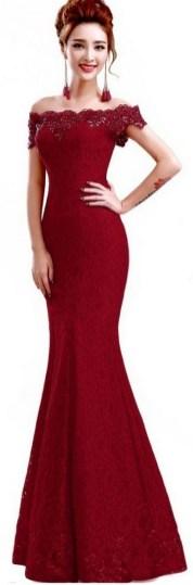 Women Sexy 30s Brief Elegant Mermaid Evening Dress ideas 28