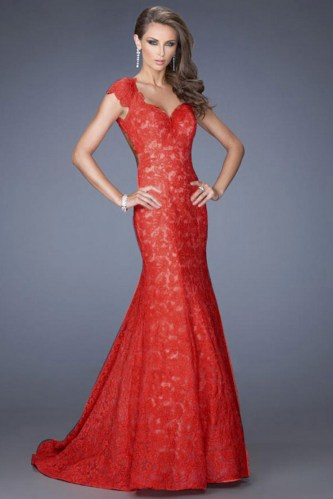 Women Sexy 30s Brief Elegant Mermaid Evening Dress ideas 4