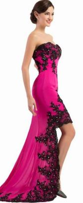 Women Sexy 30s Brief Elegant Mermaid Evening Dress ideas 9