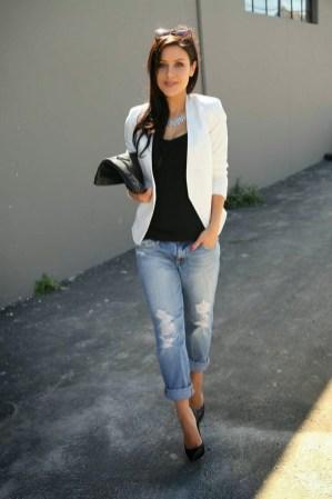 Womens blazer outfit ideas 102