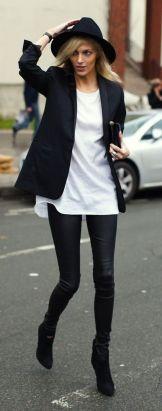 Womens blazer outfit ideas 11