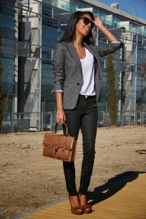 Womens blazer outfit ideas 110