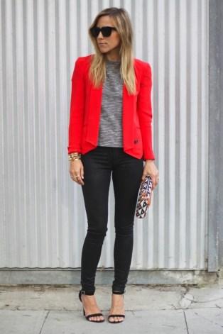 Womens blazer outfit ideas 20