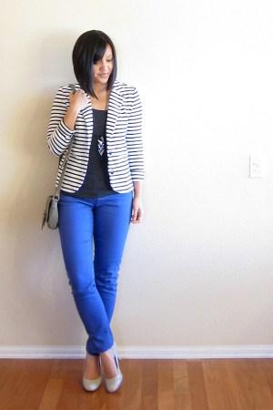 Womens blazer outfit ideas 28