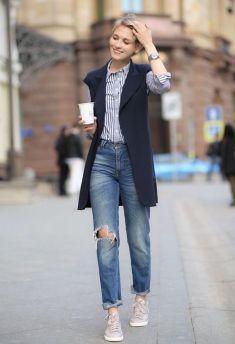 Womens blazer outfit ideas 4