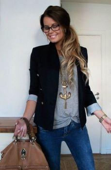 Womens blazer outfit ideas 40