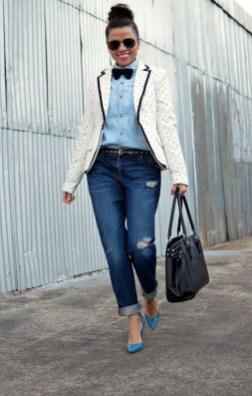 Womens blazer outfit ideas 54