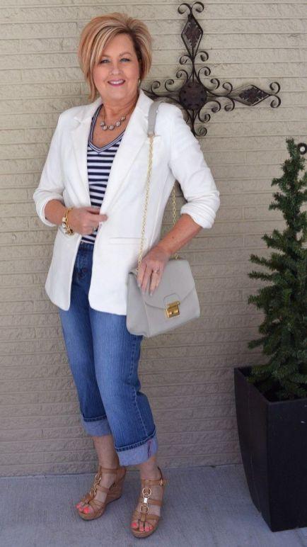 Womens blazer outfit ideas 65