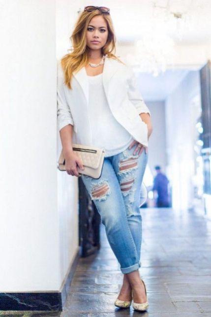 Womens blazer outfit ideas 71
