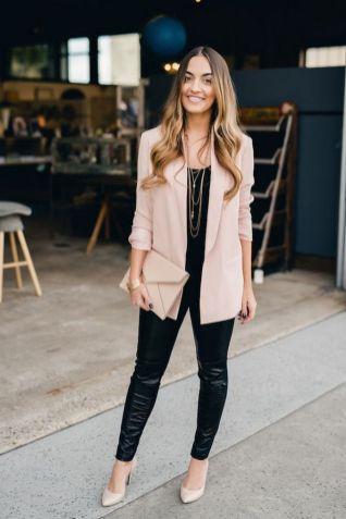 Womens blazer outfit ideas 83