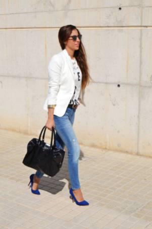 Womens blazer outfit ideas 86