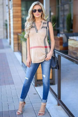 World of jeans cute winter outfits ideas 38