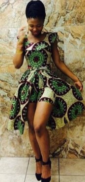 african prints short dresses 20