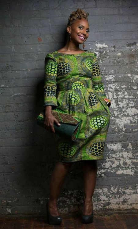 african prints short dresses 23