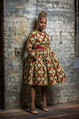 african prints short dresses 31